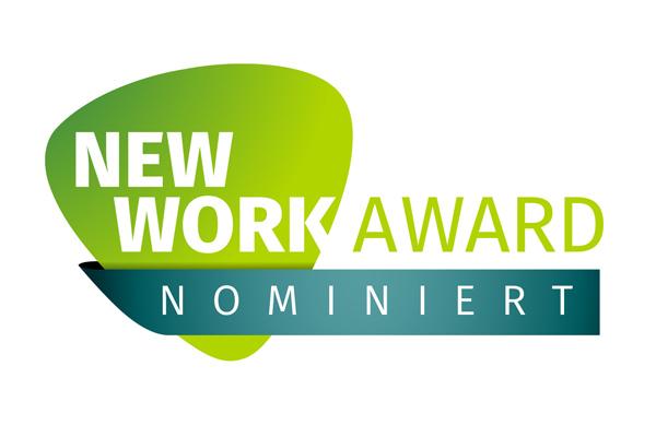 3. Platz beim XING New Work Award